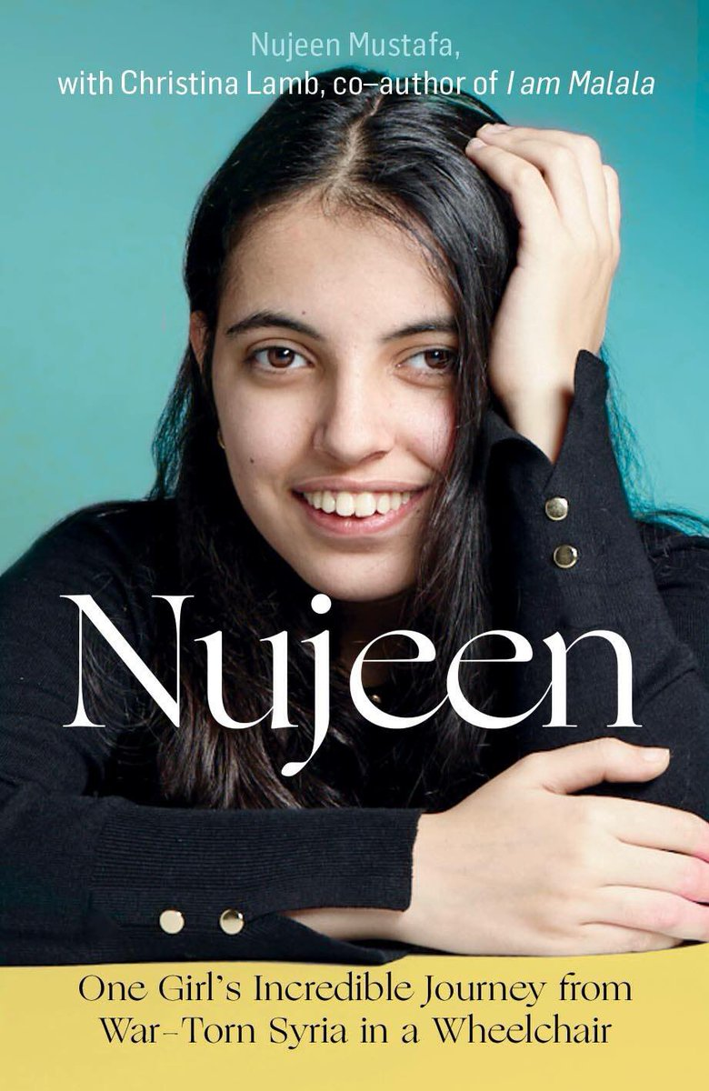 Syrian Teenager Nujeen